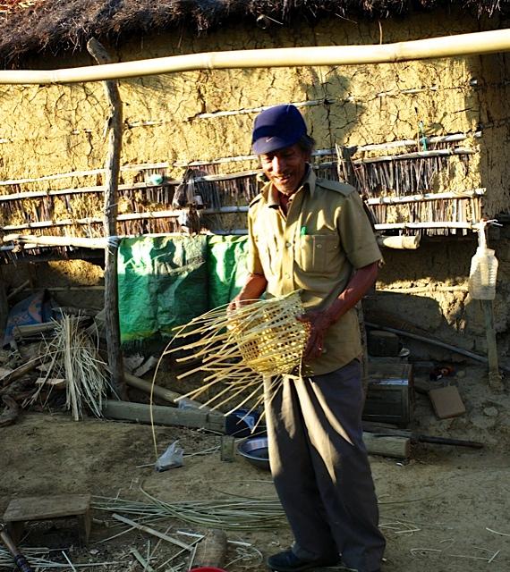 handicraft man