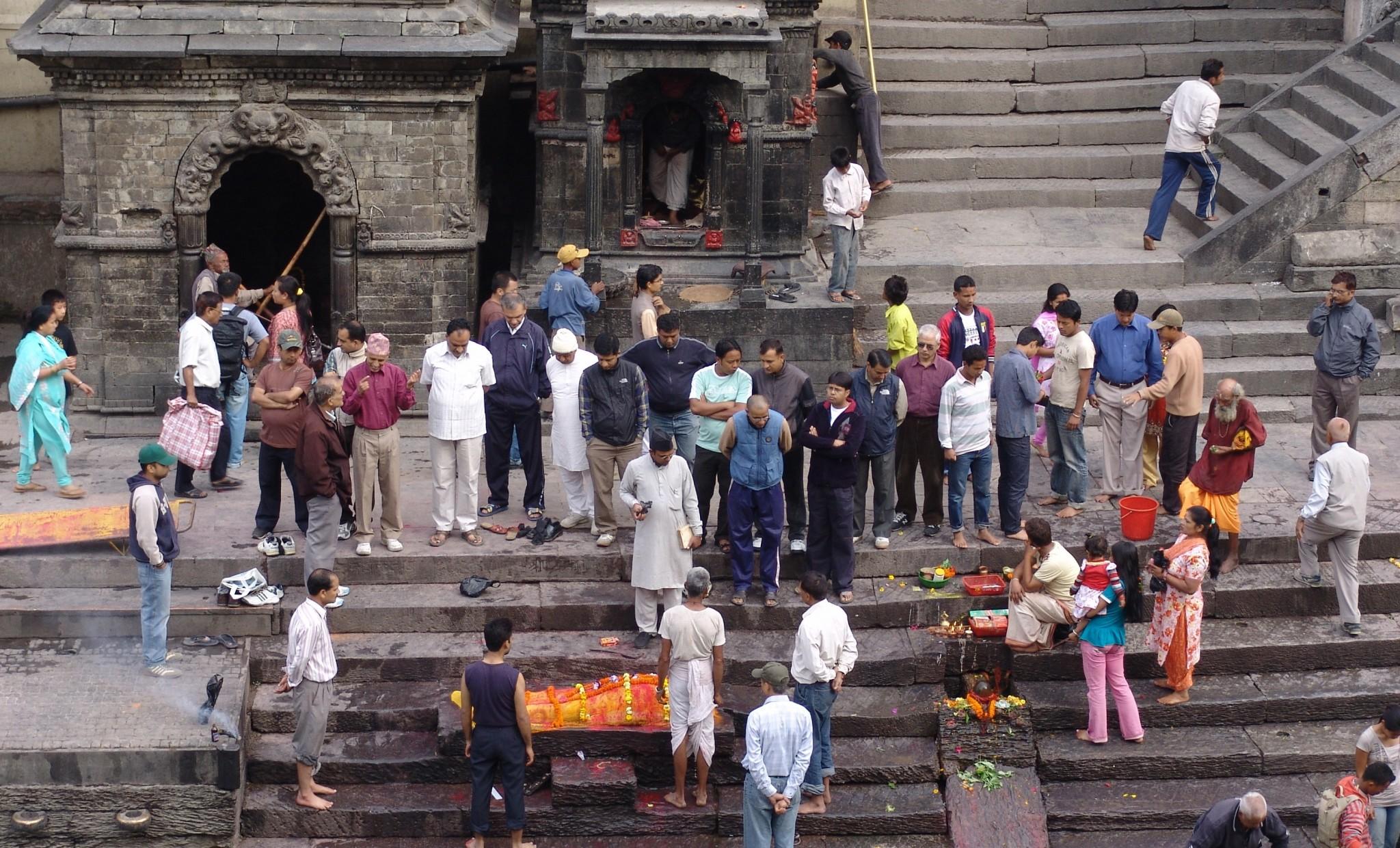 pashupatinath cremation